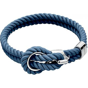 Rochet B3208012 Armband - ACIER UND Cordon Cotton Blue Männer
