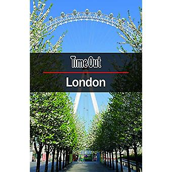 Time Out London City Guide - Travel Guide with Pull-out Map by Time Ou