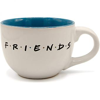 Friends Logo 24 Ounce Soup Mug