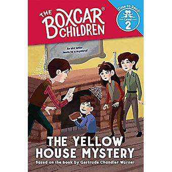 The Yellow House Mystery by Gertrude Chandler Warner - 9780807593707