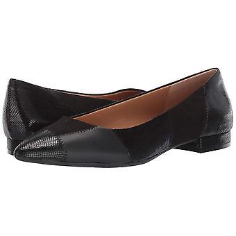 Jessica Simpson Women-apos;s Chaussures Lamara Almond Toe Ballet Flats