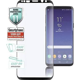 Hama 3D Full Screen 183443 Glass screen protector Compatible with (mobile phone): Samsung Galaxy A6+ (2018) 1 pc(s)