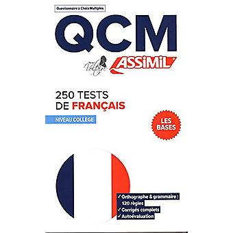 250 Tests De Francais by Aurore Ponsonnet - 9782700508383 Book