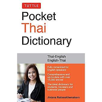 Tuttle Pocket Thai Dictionary - Thai-English / English-Thai by Jintana