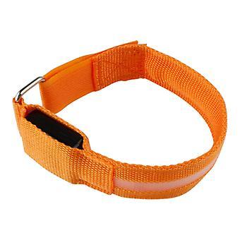 Armband mit LED-Licht-Orange