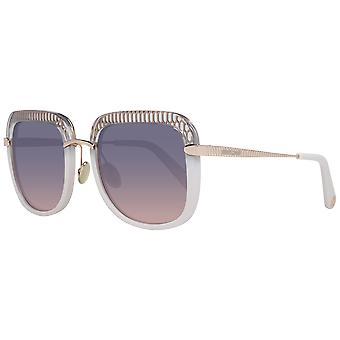 Roberto cavalli sunglasses rc1140 72t 53 women gold