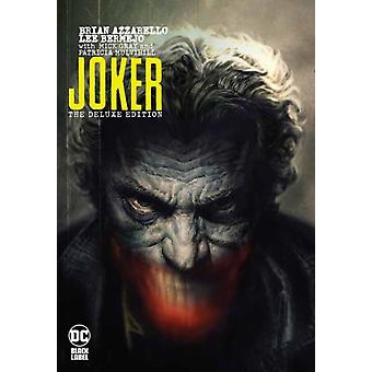 Joker door Brian Azzarello The Deluxe Edition door Brian Azzarello