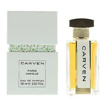 Carven Paris Manille Eau de Parfum 100ml Spray For Her