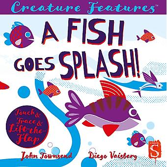 A Fish Goes Splash by John Townsend & Illustrated by Diego Vaisberg