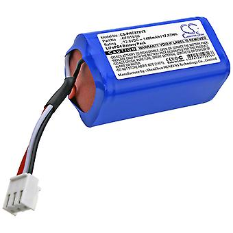 Battery for Philips 4IFR19/66 CP0111/01 FC8710 FC8603 FC8700 FC8705 Smartpro