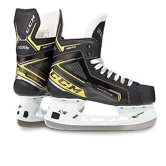 CCM Super Tacks 9370 Skates Senior Polished Ready to Ride