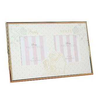 Disney Beauty and the Beast Wedding Frame (Double)