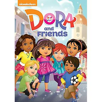 Dora & Friends [DVD] USA import