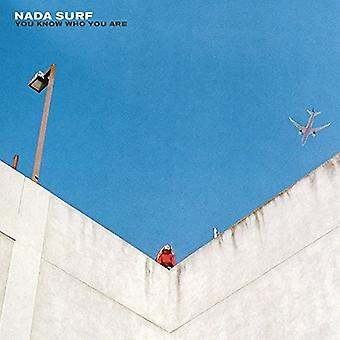 Nada Surf - You Know Who You Are [CD] USA import