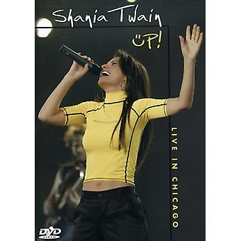 Shania Twain - Up! Live in Chicago [DVD] USA import