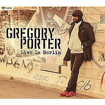 Gregory Porter - Live in Berlin [DVD] USA import