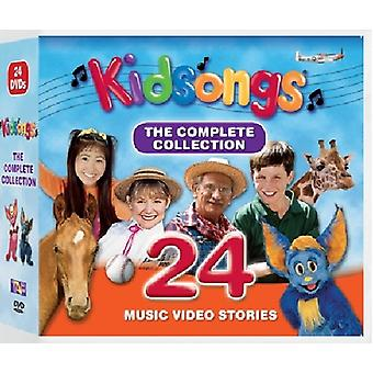 Kidsongs - Kidsongs: Complete Collection [DVD] USA import