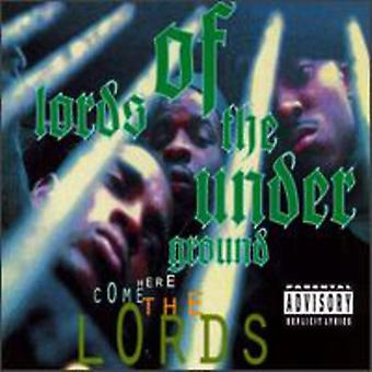 Lords of the Underground - Here Come the Lords [CD] USA import