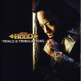 Ace Hood - importation USA essais & Tribulations [CD]