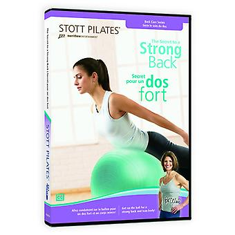 Secret to a Strong Back (Eng/Fre) [DVD] USA import