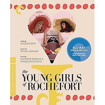Young Girls of Rochefort [Blu-ray] USA import