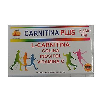 L-Carnitine Plus 20 ampoules