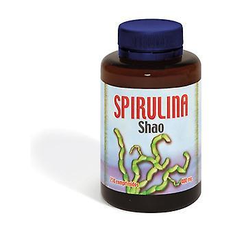 Spirulina Shao 250 tablets