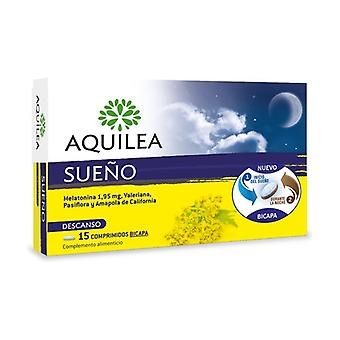 Aquilea Sleep 15 tablets