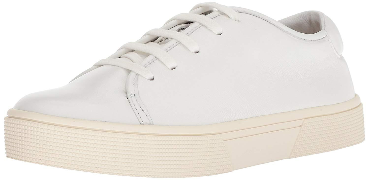 Splendid Women's Shoes Norvin Leather Low Top Lace Up Fashion Sneakers