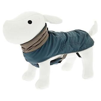 פרוריבלה אלסקה מעיל גשם 27 ס מ כחול/טורטורה (כלבים, בגדי כלב, מעילים וגלימות)