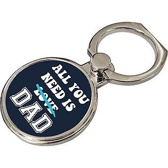 Tudo o que você precisa é anel de telefone pai