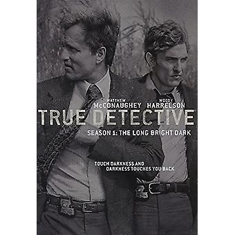True Detective: Complete First Season [DVD] USA import