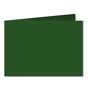 Vert profond. 74mm x 105mm. Norme A7. Feuille de carte de 235gsm.