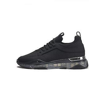 Mallet Dalston 2.0 Clear Black Sneaker