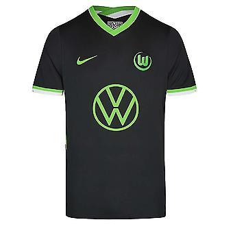 2020-2021 VFL Wolfsburg Away Nike Jalkapallopaita