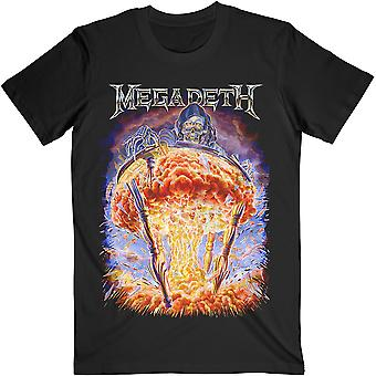 Megadeth Countdown To Extinction Official Tee T-Shirt Unisex