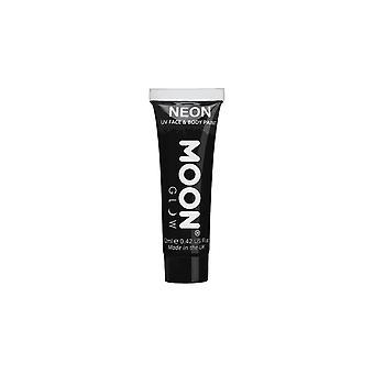 Smiffy's Moon Glow Pastel Neon UV Face Paint - Black