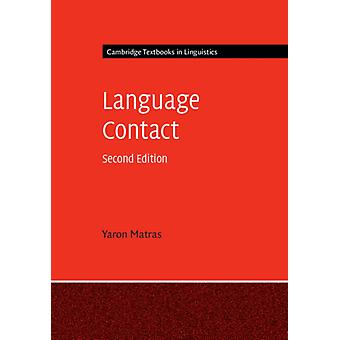 Language Contact by Matras & Yaron University of Manchester