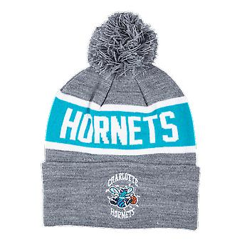 Mitchell & Ness Nba Charlotte Hornets Team Tone Knit