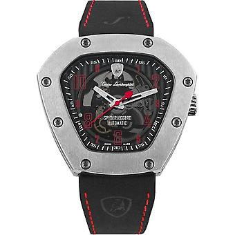 Tonino Lamborghini - Wristwatch - Men - Spyderleggero Skeleton - red - TLF-T06-2