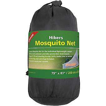 """Coghlan's Vandrare Mosquito Net 79"""" x 83"""", Single Point Suspension System, Camping"""