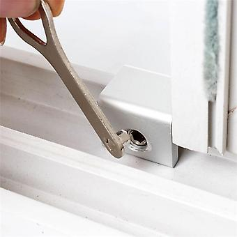 Sliding Door Window Locks- Padlock Stop Aluminum Alloy Door / Frame Security