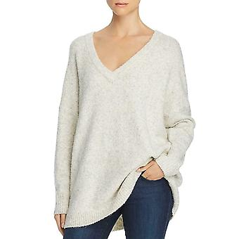 French Connection | Deep-V Tunic Sweater
