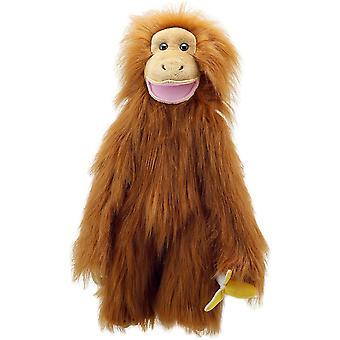 Bábkové spoločnosti - Primáty - Orangutan Stredná bábka