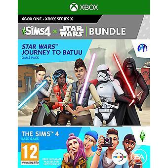 The Sims 4 Star Wars Journey to Batuu Xbox One Jeu