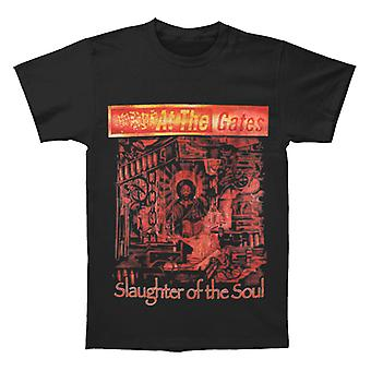 Bij The Gates Slaughter Of The Soul T shirt