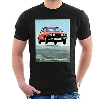 Austin Allegro 3 Better Than Ever British Motor Heritage Men's T-Shirt