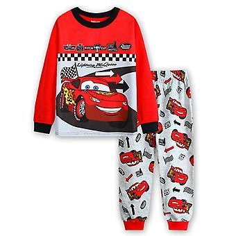Baby, Super Mario Printed, Sleepwear, Nightwear Pajamas Set