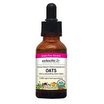 Eclectic Institute Inc Oats, 2 Oz