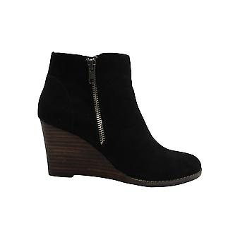 Madden Girl Women's Shoes gatess Fabric Closed Toe Ankle Fashion Boots